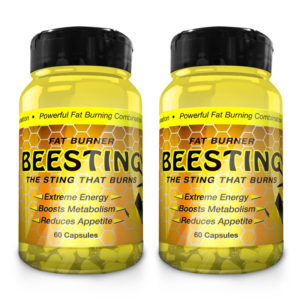 BeeSting Fat Burner Combo