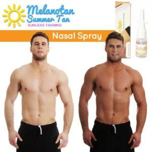 melanotan nasal spray
