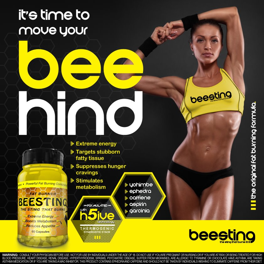 BeeSting Fat Burner