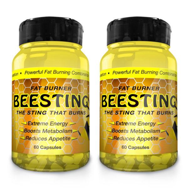 BeeSting Fat Burner Combo